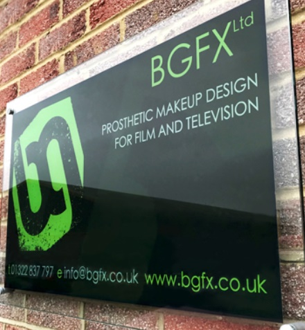 Cutting edge make-up effects for film and television by Barrie Gower | About BGFX