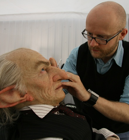 Cutting edge make-up effects for film and television by Barrie Gower | Contact BGFX